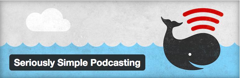 今まで見てきた中で一番よさそうなポッドキャストの配信をするためのWordPressプラグイン「Seriously Simple Podcasting」。プラグイン名の和訳は「まじでシンプルなポッドキャスティング